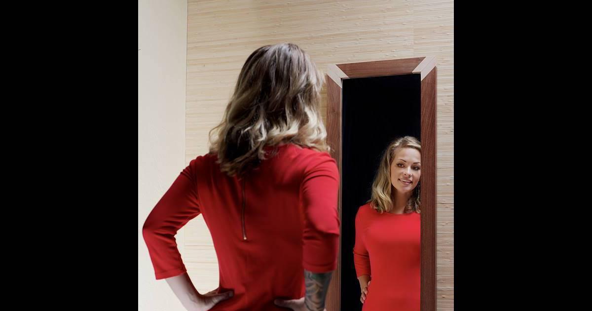 un miroir amincissant qui fait perdre 6 kilos le rem de anti d prime. Black Bedroom Furniture Sets. Home Design Ideas