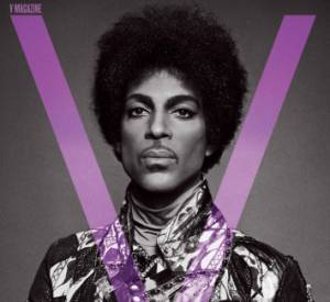 Prince is back pour V Magazine.