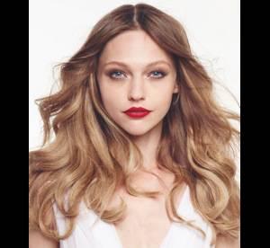 Sasha Pivovarova, egerie du nouveau parfum Lolita Lempicka