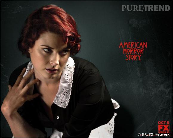 "Alexandra Breckenridge va faire son retour dans ""American Horror Story""."