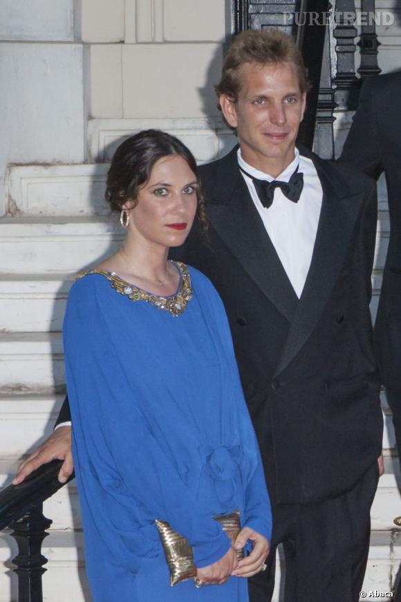 Andrea Casiraghi et Tatiana Santo Domingo, mariés fin août !