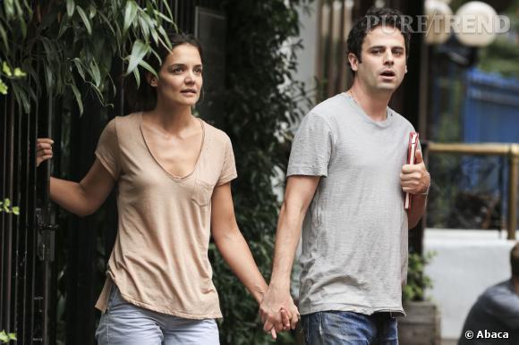Katie Holmes et Luke Kirby, nouveau couple à suivre ?