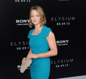 Jodie Foster : son infidelite a Giorgio Armani pour Elysium