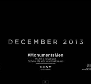 """""""The Monuments Men"""", la bande-annonce."""