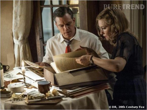 Egalement au casting, Cate Blanchett.