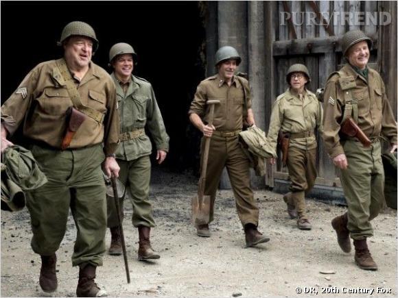 Avec Bill Murray et John Goodman au casting, on s'attend à des scènes drôles.