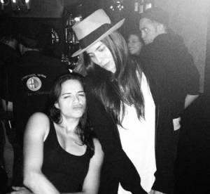 Robert Pattinson et Michelle Rodriguez, une nouvelle amitie ?