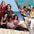 """Les séries honteuses d'Amélie :  """"Toutes les séries de KD2A en été, parce que regarder des séries pour ado le matin avec un bol de céréales, c'est ça les vacances !"""""""