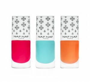 Naf Naf : après le parfum, la marque lance ses vernis
