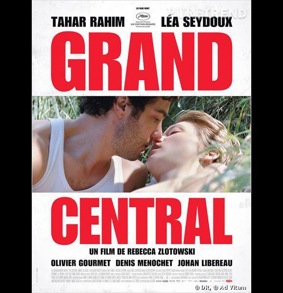 Grand Central avec Léa Seydoux et Tahar Rahim.