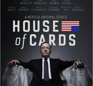 Kevin Spacey manipulateur de genie dans House of Cards