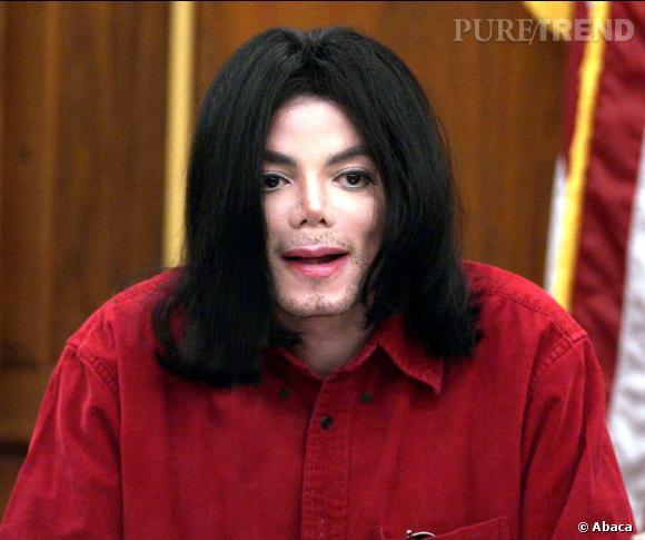 La transformation de Michael Jackson fut sans doute l'une des plus impressionnantes, et des plus ratées.