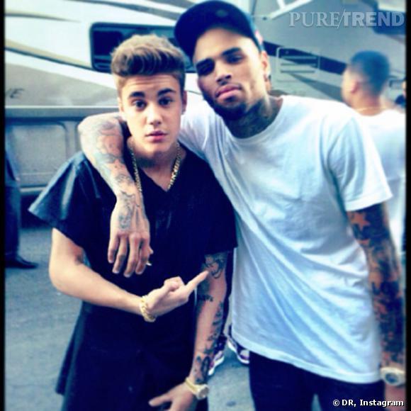 Justin Bieber ou Chris Brown : qui a la plus grosse ?