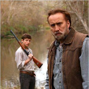 """Nicolas Cage dans le film """"Joe""""."""