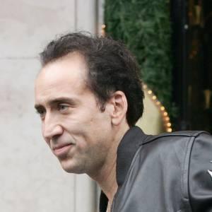 Nicolas Cage, un acteur incontournable.