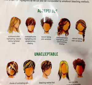Abercrombie interdit le vernis et certaines coiffures à ses employés