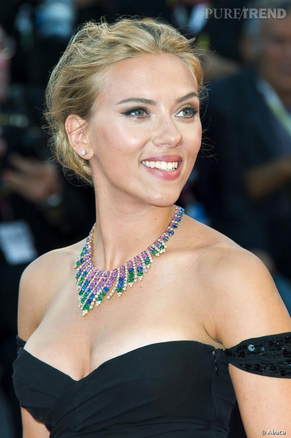 Scarlett Johansson est de retour sur les tapis rouges, plus belle que jamais.