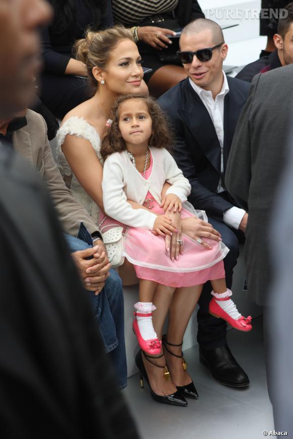L'année dernière à Paris, c'est Emme Lopez qui a fait sensation en front row de défilé.