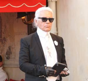 Karl Lagerfeld  : Bon anniversaire ! Mais pour quel age au fait ?