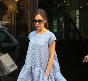 Victoria Beckham, reine du style a New York pendant la Fashion Week
