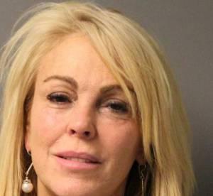 Lindsay Lohan : arrestation de sa mere, Dina a droit a son mugshot !