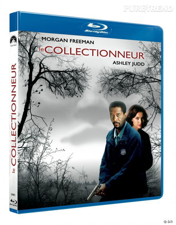 """Le DVD :  """"Le collectionneur"""".    Pourquoi lui  ? Pour se refaire un film culte des années 90... version Blu-Ray !    Le prix  : 14.99 €"""
