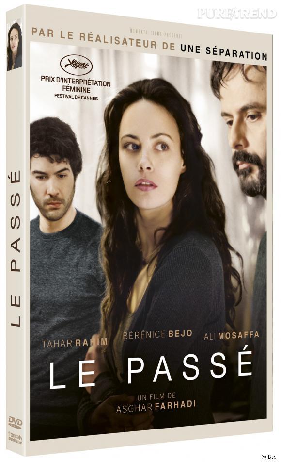"""Le DVD :  """"Le Passé"""".    Pourquoi lui ?  Pour découvrir l'un des films qui aura le plus marqué le Festival de Cannes 2013, avec une Berenice Bejo bouleversante.    Le prix  : 19.99 €"""