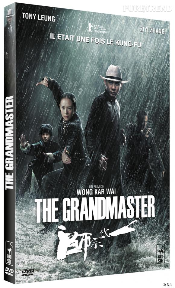 """Le DVD :  """"The GrandMaster"""".    Pourquoi lui ?  Un film à voir, ne serait-ce que pour la beauté des images. Un petit bijou.    Le prix :  19.99 €"""