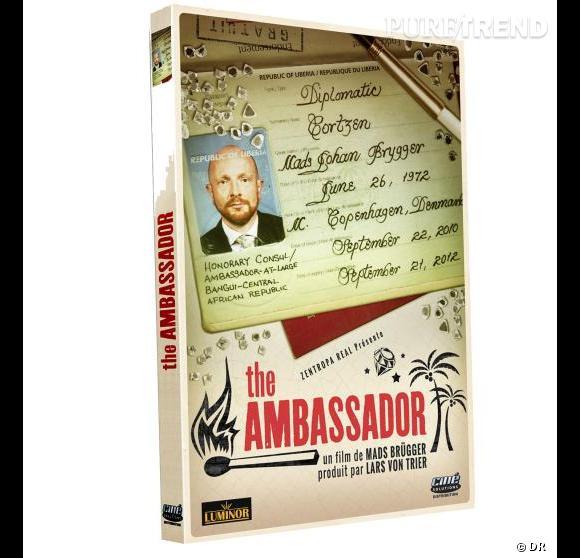 """Le DVD :  """"The Ambassador"""".    Pourquoi lui ?  Au péril de sa vie, un journaliste infiltre un énorme trafic de diamants... époustouflant.    Le prix :  19.99€"""