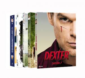 Dexter, Mud, Promised Land, Homeland : Les DVD coups de coeur de la rentree