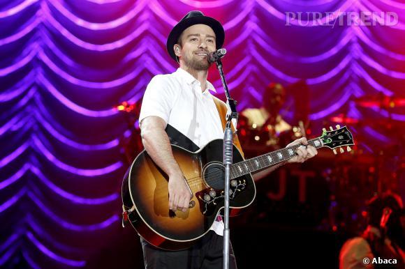 "Justin Timberlake sort son nouveau single ""TKO""."