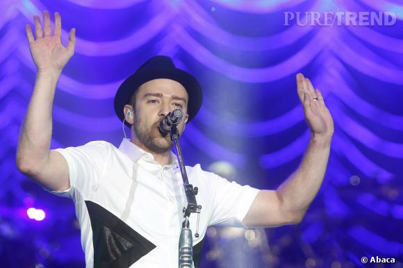 Justin Timberlake loin d'être KO.