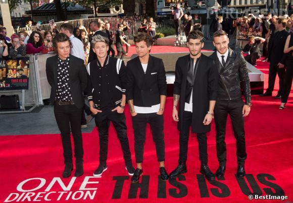 La tournée mondiale des One Direction prévue pour 2014 provoque 2000 recherches par minute.