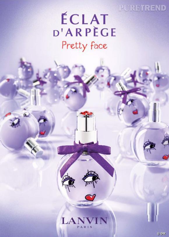 Éclat d'Aprège, Pretty Face, l'édition limitée craquante dessinée par Alber Elbaz.