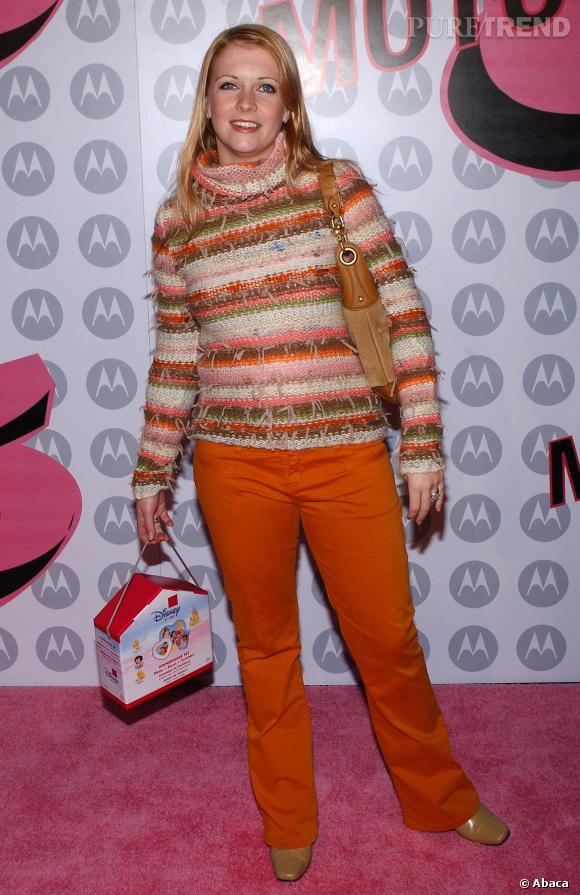 Melissa Joan Hart, l'ex héroïne de la série Sabrina l'Apprentie Sorcière.