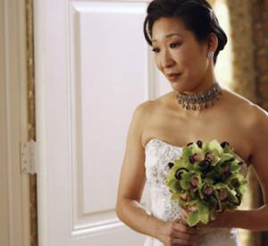 Grey's Anatomy : Sandra Oh.