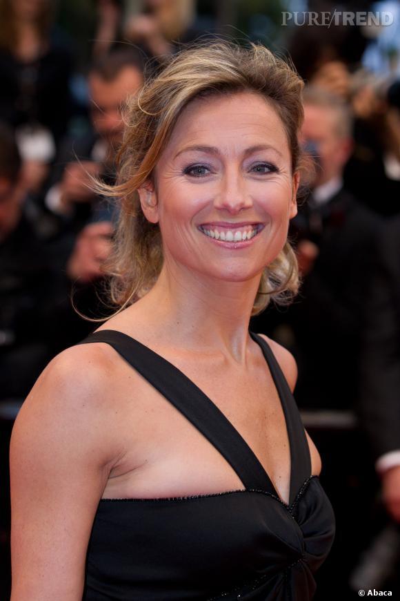 """Anne-Sophie Lapix règle ses comptes avec Canal + sur le plateau de """"C à Vous""""."""
