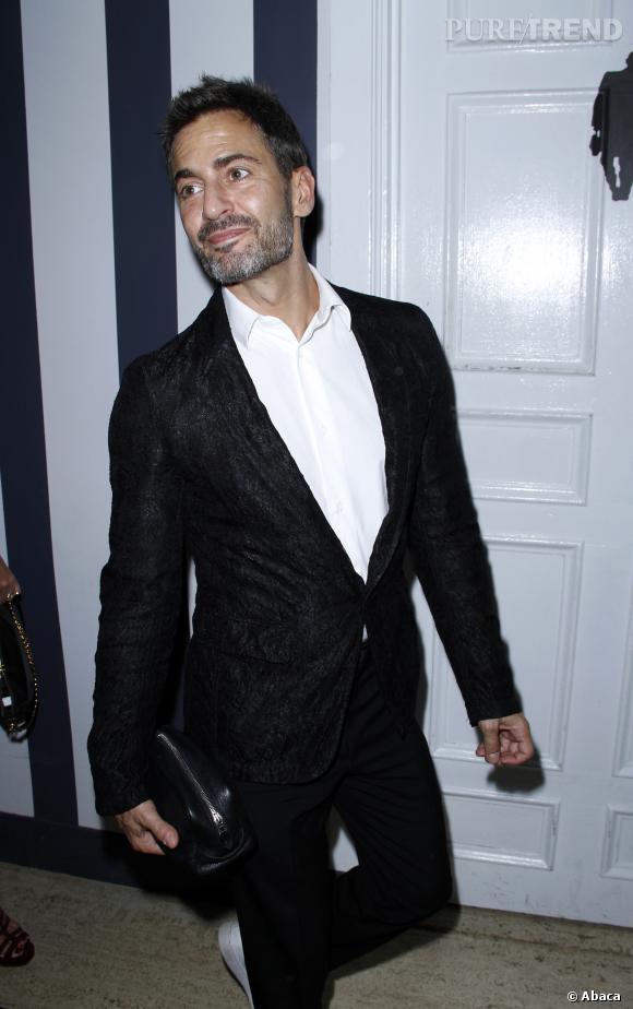 Marc Jacobs quitte officiellement Louis Vuitton.
