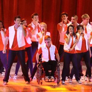 Toute l'équipe de Glee rend hommage à Cory Monteith alias Finn Hudson.