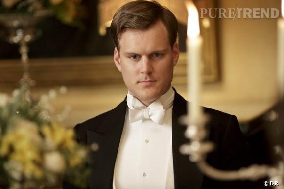 """Andrew Alexander : l'ex de Kate Middleton dans """"Downton Abbey""""."""