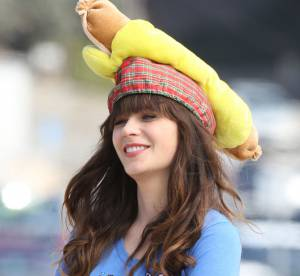Zooey Deschanel, la New Girl frise le ridicule... le flop mode