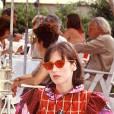 Isabelle Adjani en 1981, les lunettes flashy.