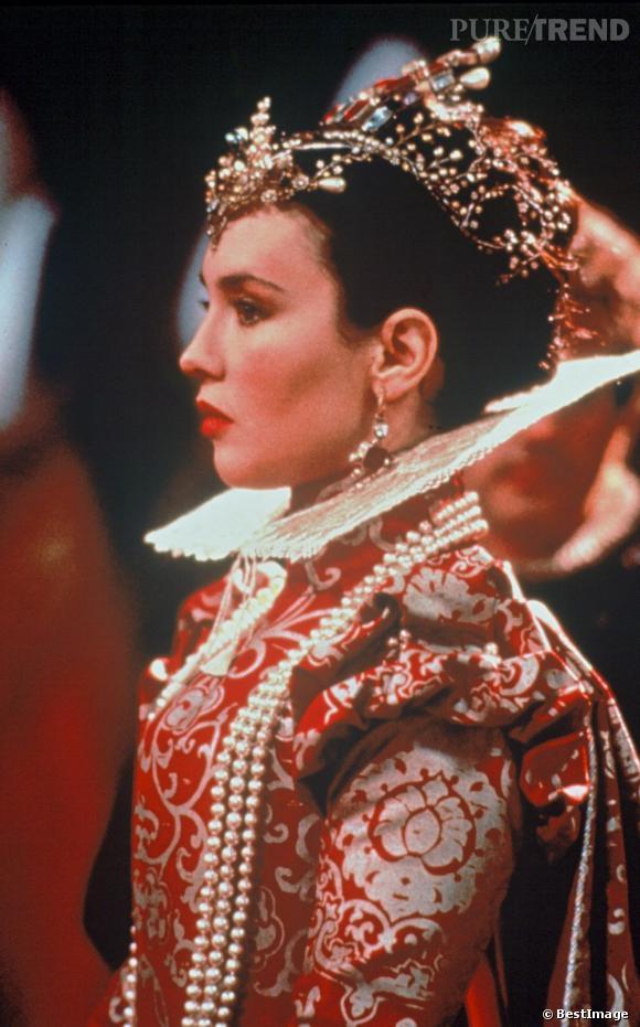 "Isabelle Adjani dans ""La Reine Margot""."