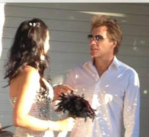 Jon Bon Jovi joue au pere de la marie pour l'une de ses fans