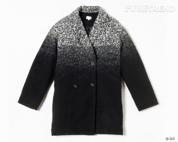 Collection Gat Rimon x Monoprix : manteau, 130 €
