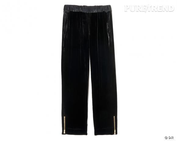 Collection Gat Rimon x Monoprix : pantalon en velours, 55 €