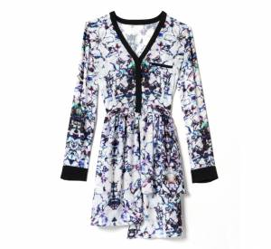 Collection Gat Rimon x Monoprix : robe, 70 €