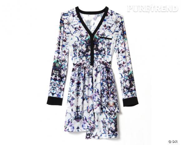 Collection Gat Rimon x Monoprix : robe, 70 €
