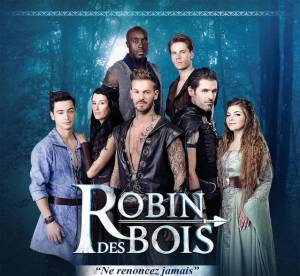 Matt Pokora : Robin des Bois et sa troupe cambriolent D8