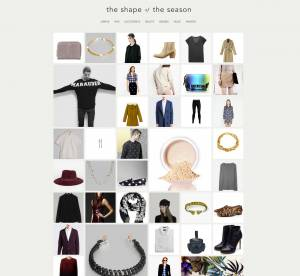 The Shape of the season, le pari d'un concept store online